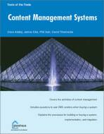 Cover of Content Management Systems